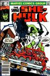 Cover for The Savage She-Hulk (Marvel, 1980 series) #20