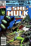 Cover for The Savage She-Hulk (Marvel, 1980 series) #24