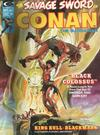 Cover for The Savage Sword of Conan (Marvel, 1974 series) #2