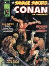 Cover for The Savage Sword of Conan (Marvel, 1974 series) #3