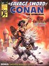 Cover for The Savage Sword of Conan (Marvel, 1974 series) #8
