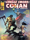 Cover for The Savage Sword of Conan (Marvel, 1974 series) #9
