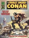 Cover for The Savage Sword of Conan (Marvel, 1974 series) #10