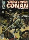 Cover for The Savage Sword of Conan (Marvel, 1974 series) #11