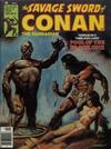 Cover for The Savage Sword of Conan (Marvel, 1974 series) #22