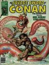 Cover for The Savage Sword of Conan (Marvel, 1974 series) #23