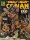 Cover for The Savage Sword of Conan (Marvel, 1974 series) #28