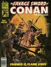 Cover for The Savage Sword of Conan (Marvel, 1974 series) #31