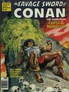 Cover for The Savage Sword of Conan (Marvel, 1974 series) #33