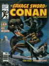 Cover for The Savage Sword of Conan (Marvel, 1974 series) #34