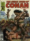 Cover for The Savage Sword of Conan (Marvel, 1974 series) #41