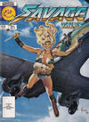 Cover for Savage Tales (Marvel, 1985 series) #8