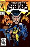 Cover Thumbnail for The Secret Defenders (1993 series) #1 [Direct]