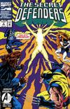Cover for The Secret Defenders (Marvel, 1993 series) #2 [Direct]