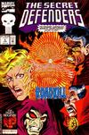 Cover for The Secret Defenders (Marvel, 1993 series) #4
