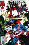 Cover for The Secret Defenders (Marvel, 1993 series) #8 [Direct Edition]