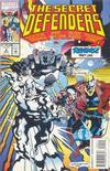 Cover for The Secret Defenders (Marvel, 1993 series) #9