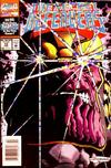 Cover Thumbnail for The Secret Defenders (1993 series) #12 [Newsstand]