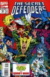 Cover for The Secret Defenders (Marvel, 1993 series) #18
