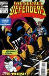 Cover for The Secret Defenders (Marvel, 1993 series) #19