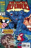 Cover for The Secret Defenders (Marvel, 1993 series) #20