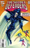 Cover for The Secret Defenders (Marvel, 1993 series) #22