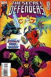 Cover for The Secret Defenders (Marvel, 1993 series) #23