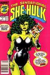 Cover for The Sensational She-Hulk (Marvel, 1989 series) #1