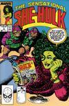 Cover for The Sensational She-Hulk (Marvel, 1989 series) #2