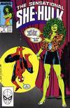 Cover for The Sensational She-Hulk (Marvel, 1989 series) #3