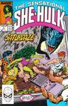 Cover for The Sensational She-Hulk (Marvel, 1989 series) #5