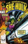 Cover for The Sensational She-Hulk (Marvel, 1989 series) #6