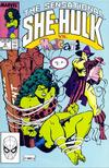 Cover for The Sensational She-Hulk (Marvel, 1989 series) #9