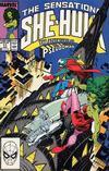 Cover for The Sensational She-Hulk (Marvel, 1989 series) #11