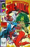 Cover for The Sensational She-Hulk (Marvel, 1989 series) #13