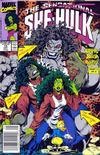 Cover for The Sensational She-Hulk (Marvel, 1989 series) #15
