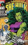 Cover for The Sensational She-Hulk (Marvel, 1989 series) #18