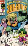 Cover for The Sensational She-Hulk (Marvel, 1989 series) #21