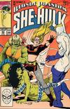 Cover for The Sensational She-Hulk (Marvel, 1989 series) #23