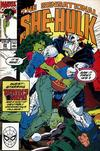 Cover for The Sensational She-Hulk (Marvel, 1989 series) #24