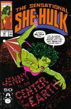 Cover for The Sensational She-Hulk (Marvel, 1989 series) #32