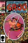Cover for Sergio Aragonés Groo the Wanderer (Marvel, 1985 series) #12 [Direct Edition]