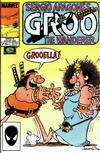 Cover for Sergio Aragonés Groo the Wanderer (Marvel, 1985 series) #18 [Direct Edition]