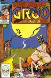 Cover for Sergio Aragonés Groo the Wanderer (Marvel, 1985 series) #38 [Direct Edition]