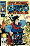 Cover for Sergio Aragonés Groo the Wanderer (Marvel, 1985 series) #46 [Direct Edition]