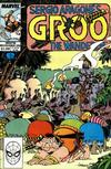 Cover for Sergio Aragonés Groo the Wanderer (Marvel, 1985 series) #58 [Direct]