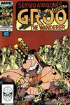 Cover for Sergio Aragonés Groo the Wanderer (Marvel, 1985 series) #60 [Direct]