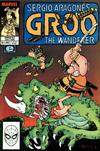 Cover for Sergio Aragonés Groo the Wanderer (Marvel, 1985 series) #67 [Direct]