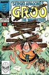 Cover for Sergio Aragonés Groo the Wanderer (Marvel, 1985 series) #69 [Direct]