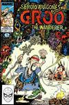 Cover for Sergio Aragonés Groo the Wanderer (Marvel, 1985 series) #72 [Direct]